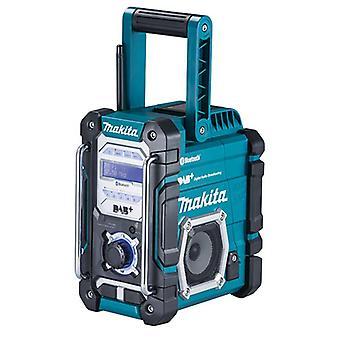 Makita DMR112 DAB / DAB + Bluetooth Job Site Radio