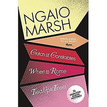 Embrague de agentes: con cuando en Roma (la colección de Ngaio Marsh)