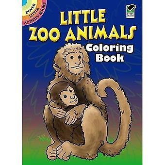 Little Zoo Animals (Dover Little Activity Books)