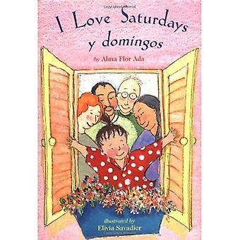 I Love Saturdays y Domingos (Americas Award for Children's and Young Adult Literature. Commended (Awards))