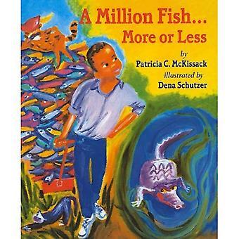 Miliona ryb... Mniej więcej