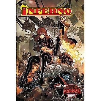 Inferno: Warzones! (Secret Wars)