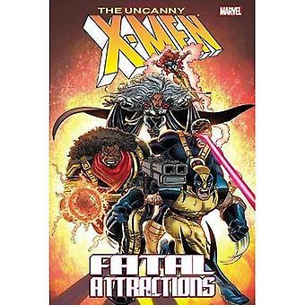 X-Men: Dodelijke attracties (nieuwe afdrukken)
