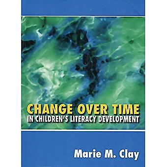 Change Over Time in Children's Literacy Development (Marie Clay)