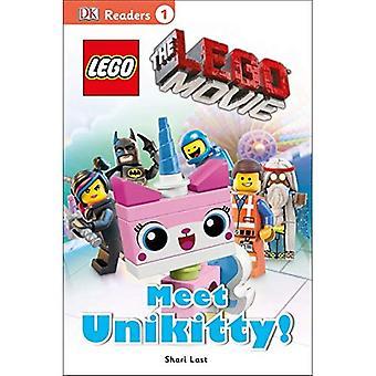 DK los lectores L1: La película de Lego: conocer Unikitty! (Lectores DK: nivel 1)