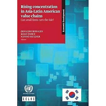 Stigande koncentration i Asien-Latin American värdekedjor: kan små företag vända?