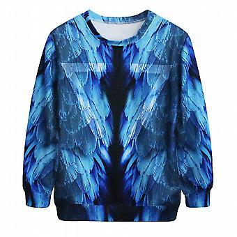 Waooh - Sweatshirt printed Gwyn wings