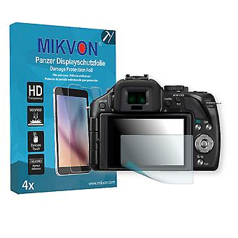 Panasonic Lumix DMC-G5 Screen Protector - Mikvon Armor Screen Protector (Retail Package with accessories)