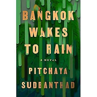 Bangkok Wakes aan regen
