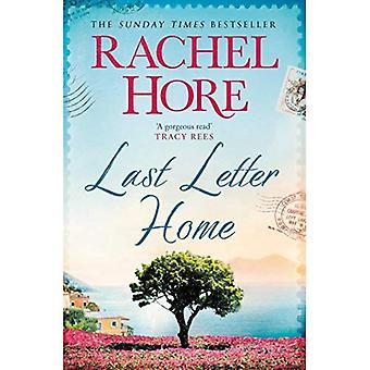 Dernière lettre Home: The Richard et Judy Book Club draft 2018