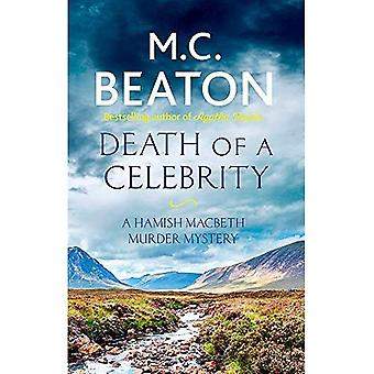 Death of a Celebrity (Hamish Macbeth)
