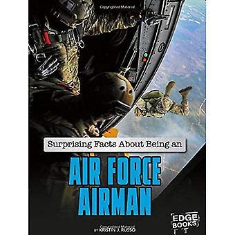 Överraskande fakta om att vara en Air Force flygare (vad du inte visste om det amerikanska militära livet)
