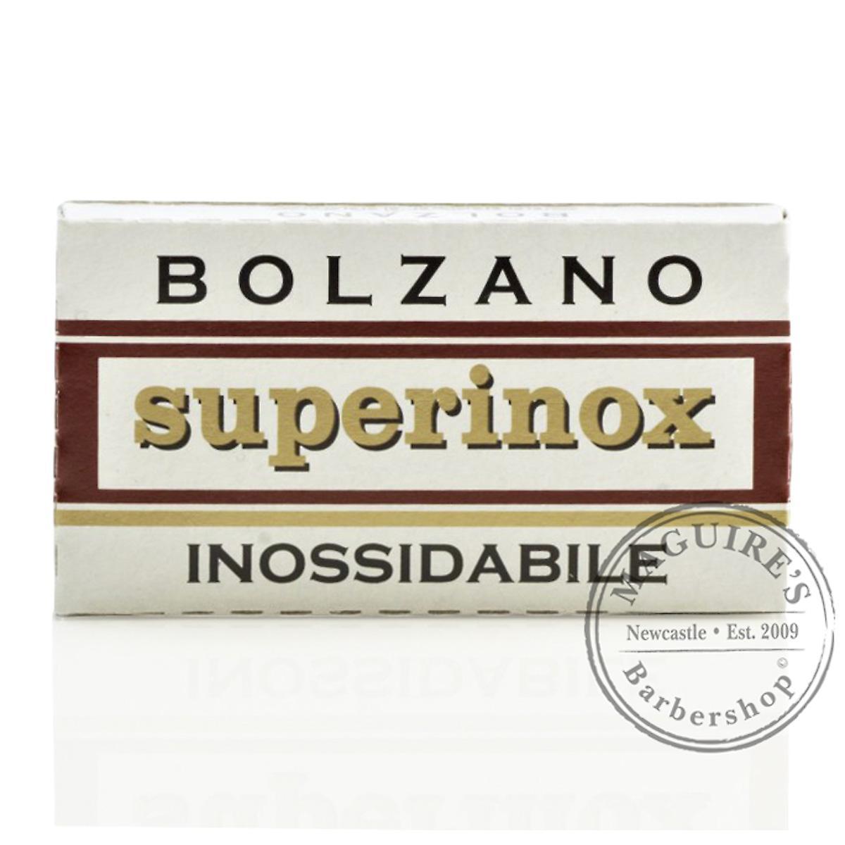 Bolzano Superinox Inossidabile Double Edge (DE) Razorblade