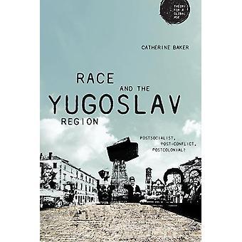 Course et dans la région d'yougoslave - Postsocialist - post-conflit - Postcol