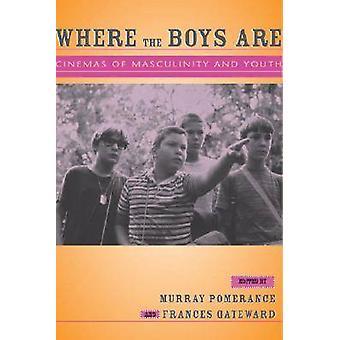 Där pojkarna är biografer av manlighet och ungdom Pomerance & Murray
