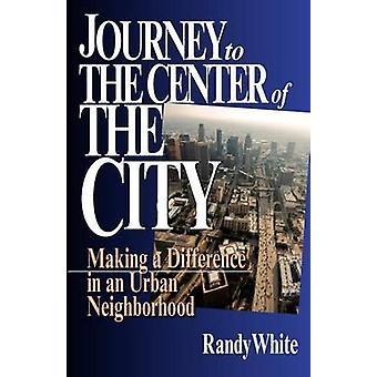 Viaggio al centro della città di bianco & Randy Wayne