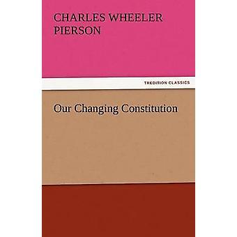 أن دستورنا المتغيرة حسب بيرسون & تشارلز ويلر