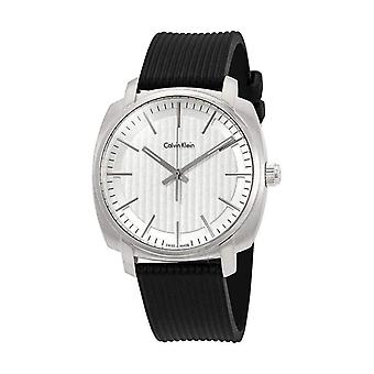 Calvin Klein  Men Black Watches -- K5M3165488