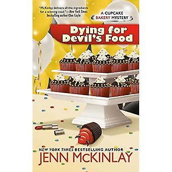 Dying for Devil ' s Food (cupcake bakeri Mystery)