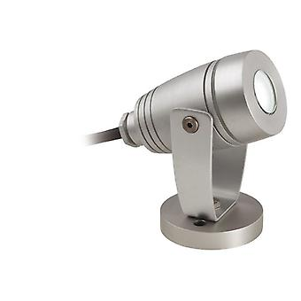 Firstlight-LED 1 luce impermeabile parete & Spike spot alluminio IP68-6403AL