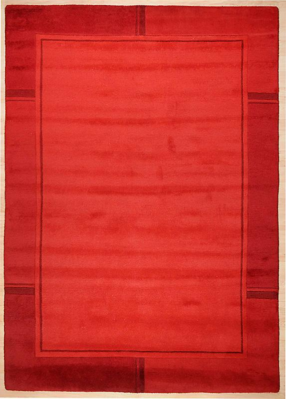 Rugs - Ganges Red - 3785
