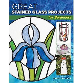 Great Stained Glass Projects for Beginners by Great Stained Glass Pro