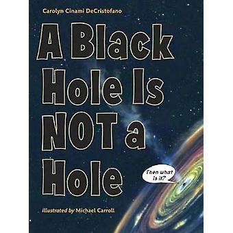A Black Hole Is Not A Hole by Carolyn Cinami DeCristofano - 978157091