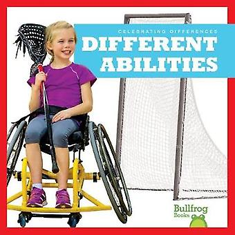 Different Abilities by Rebecca Pettiford - 9781620316672 Book