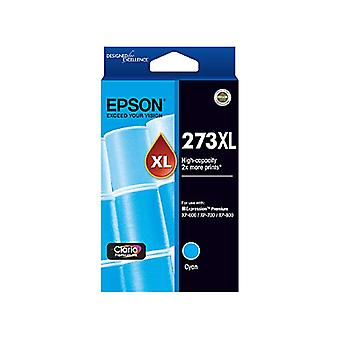 Epson High Capacity HY Cyan Ink Cart 273XL