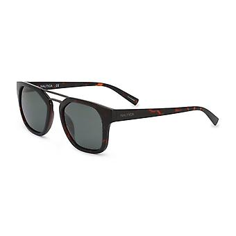 Nautica Men Brown Sonnenbrillen-3641858928