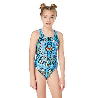 Maru Adonis Pacer Rave Back Swimwear For Girls