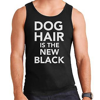 Dog Hair Is The New Black Men's Vest