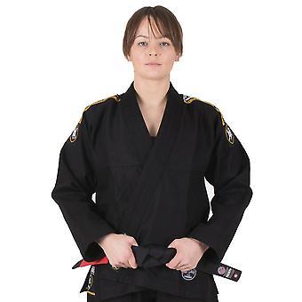 Tatami Fightwear Nova Absolute Ladies BJJ Gi Black
