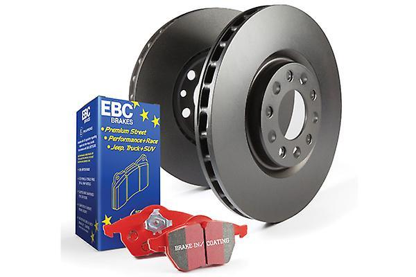 EBC Brakes S12KR1331 EBC Stage 12 Kit