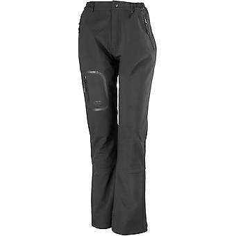 Result Work-Guard - Women's Ladies Tech Performance Softshell Trousers