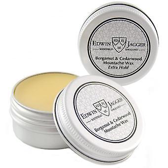 Normal Fixation Mustache Wax - Bergamot and C Dre Wood