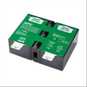 Apc rbc123 rechargeable battery for ups