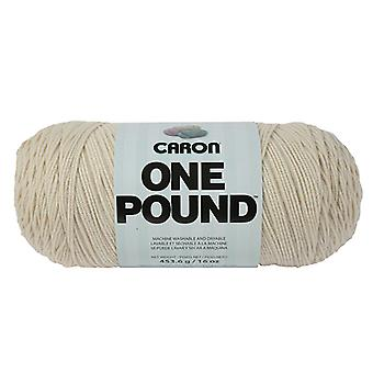 Caron One Pound Yarn Off White 294010 10514