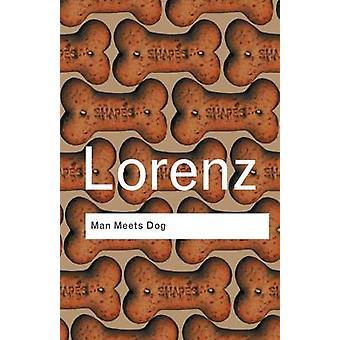 Mann trifft Hund von Lorenz & Konrad