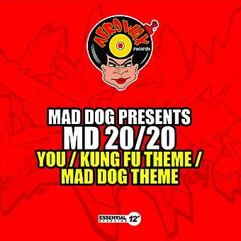 Mad Dog Presents Md 20/20 - You / Kung Fu Theme / Mad Dog Theme USA import