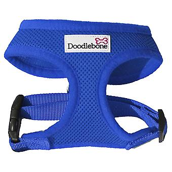 Doodlebone Harness Royal Blue Small 32-42cm