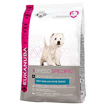 Eukanuba Breed Nutrition West Highland White Terrier 2.5kg
