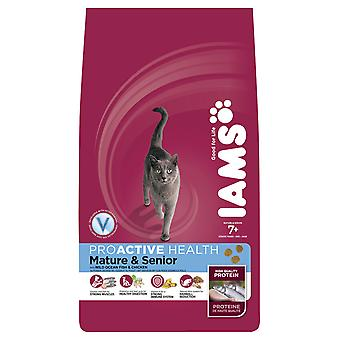Iams Cat Senior & Mature 7+ Ocean Fish 300g (Pack of 7)
