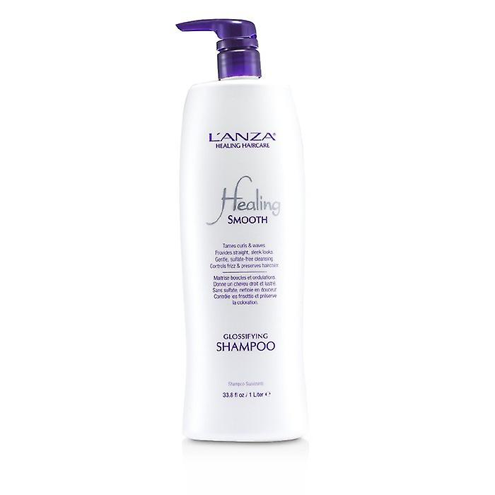 Lanza Healing Smooth Glossifying schampo 1000ml / 33,8 oz