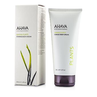Ahava Deadsea planten lichaam verstevigende crème 200ml / 6,8 oz