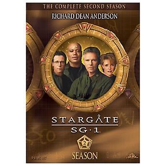Stargate Sg-1 - Stargate Sg-1: Seizoen 2 [DVD] USA import