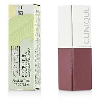 Clinique Clinique Pop Lip Colour + Primer - # 13 Love Pop - 3.9g/0.13oz