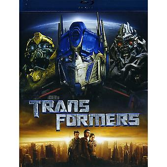 Transformers [BLU-RAY] USA import