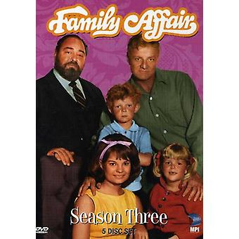 Family Affair - Family Affair: Season 3 [DVD] USA import