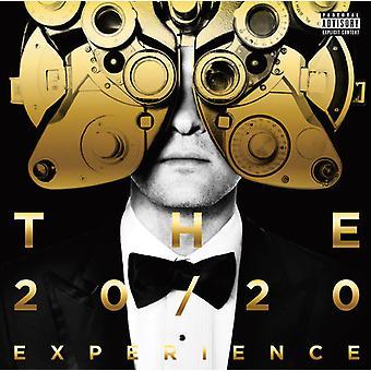 Justin Timberlake - 20/20 ervaring Vol. 2 [CD] USA import